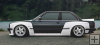 BMW E 30 COUPE:BODYKIT RACING 10 dielny